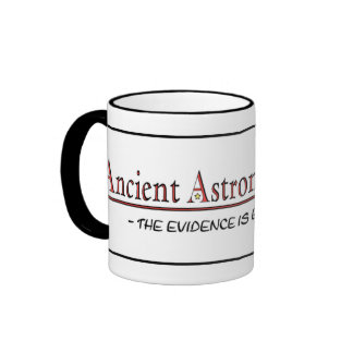 Ancient Astronauts Theory Mug