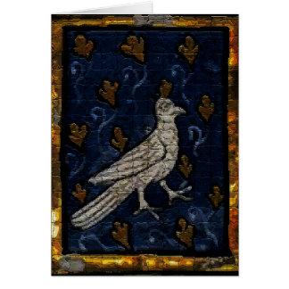 Ancient Bird Card