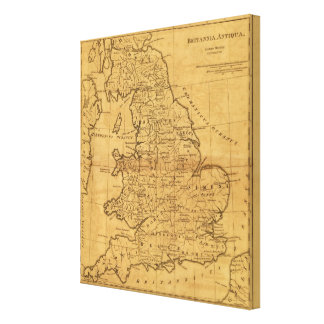 Ancient Britain Canvas Print