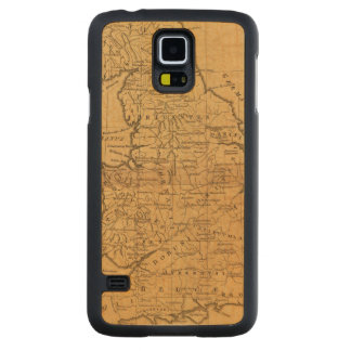 Ancient Britain Carved Maple Galaxy S5 Case