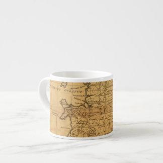 Ancient Britain Espresso Mug
