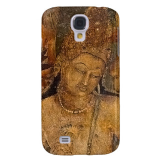 Ancient Buddhist Painting Galaxy S4 Covers