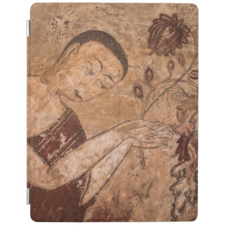 Ancient Buddhist Painting iPad Cover