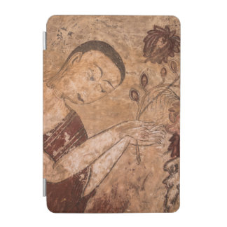 Ancient Buddhist Painting iPad Mini Cover