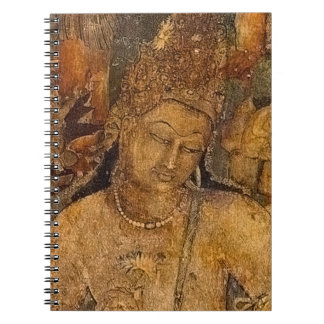 Ancient Buddhist Painting Note Books