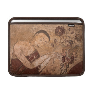 Ancient Buddhist Painting Sleeve For MacBook Air
