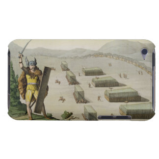 Ancient Celts or Gauls in Battle, c.1800-18 (colou iPod Touch Case