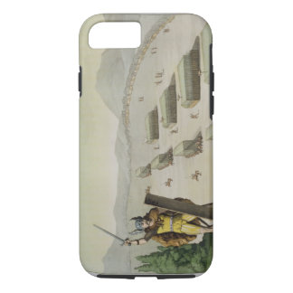 Ancient Celts or Gauls in Battle, c.1800-18 (colou iPhone 7 Case