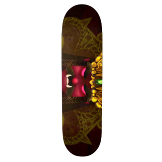 Ancient Chinese Anime God Skate Deck