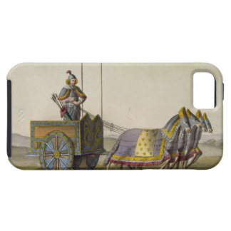 Ancient Chinese War Chariot, from 'Le Costume Anci iPhone 5 Cases