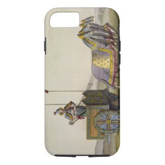 Ancient Chinese War Chariot, from 'Le Costume Anci iPhone 8/7 Case