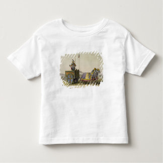 Ancient Chinese War Chariot, from 'Le Costume Anci Toddler T-Shirt