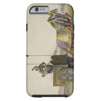 Ancient Chinese War Chariot, from 'Le Costume Anci Tough iPhone 6 Case