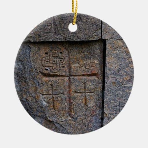 Ancient Christians Christmas Tree Ornament