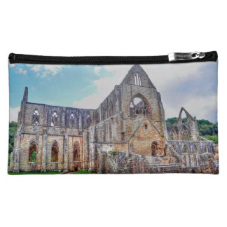 Ancient Cistercian Tintern Abbey Wales, UK Cosmetic Bag