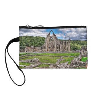 Ancient Cistercian Tintern Abbey Wales, UK Change Purse