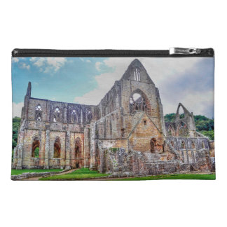 Ancient Cistercian Tintern Abbey Wales, UK Travel Accessories Bag