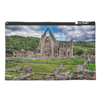 Ancient Cistercian Tintern Abbey Wales, UK Travel Accessories Bags