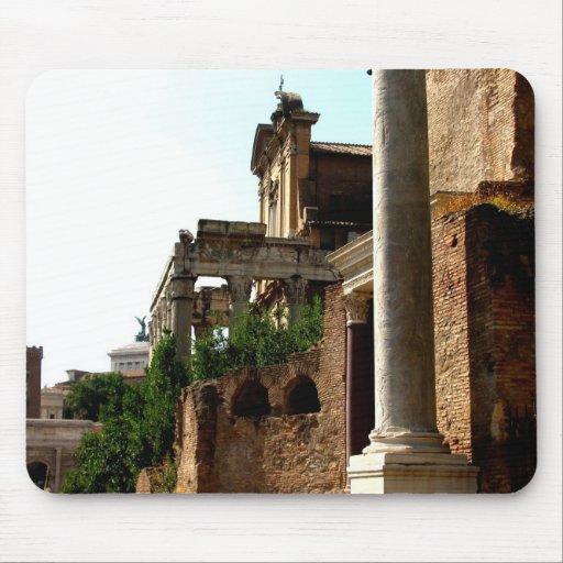 Ancient City Mousepad