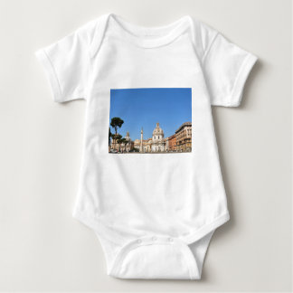 Ancient city of Rome, Italy Baby Bodysuit