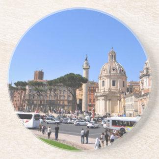 Ancient city of Rome, Italy Coaster