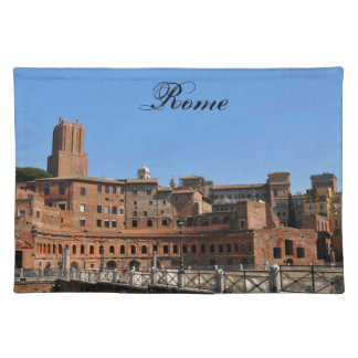 Ancient city of Rome, Italy Placemat