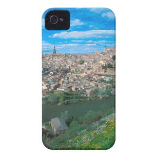 Ancient city of Toledo, Spain. iPhone 4 Covers