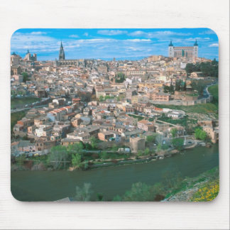 Ancient city of Toledo, Spain. Mouse Mat
