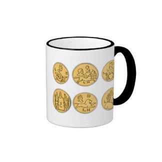 Ancient Coins Mugs