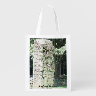 Ancient Culture Mayan Ruins Copan Honduras Tote