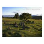 Ancient Dartmoor Settlement postcard