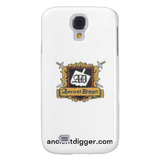 Ancient Digger Hard Shell Case for iPhone 3G/3GS Galaxy S4 Case