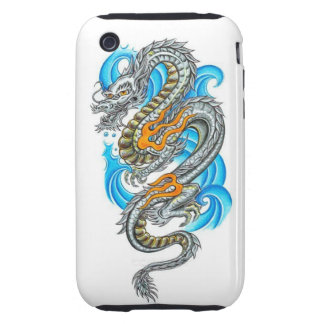 Ancient Dragon Tough iPhone 3 Cases