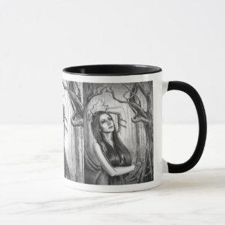 Ancient Dryad Mug Goddess Mug Forest Spirit