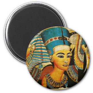 Ancient Egypt 3 6 Cm Round Magnet