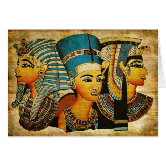 Ancient Egypt 3 Card