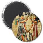 Ancient Egypt 5 6 Cm Round Magnet