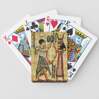 Ancient Egypt 5 Bicycle Playing Cards