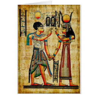 Ancient Egypt 5 Card