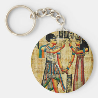 Ancient Egypt 5 Key Ring