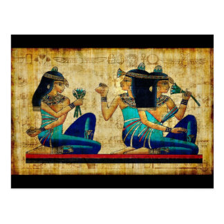 Ancient Egypt 6 Postcard