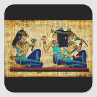 Ancient Egypt 6 Square Sticker