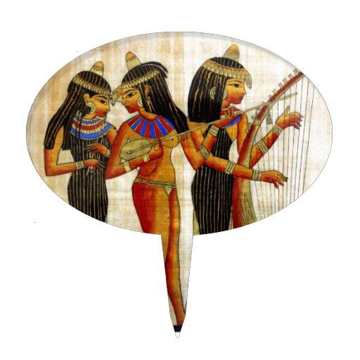 Ancient Egypt 7 Cake Pick