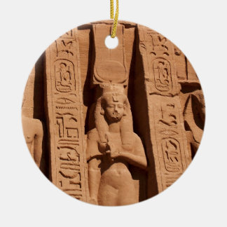 Ancient Egypt Art:  Hieroglyphics Ornament