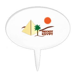 Ancient Egypt Cake Topper