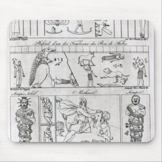 Ancient Egyptian and Persian Mouse Mat