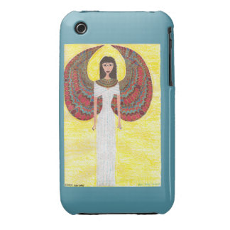 Ancient Egyptian Angel iPhone 3G Case-Mate iPhone 3 Case-Mate Case
