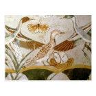 Ancient Egyptian Birds Postcard