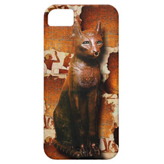Ancient Egyptian Cat God Bastet iPhone 5 Cover