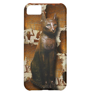 Ancient Egyptian Cat God Bastet iPhone 5C Covers